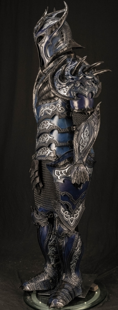 Gallery Blue Dragon Armor Prince Armory #saint seiya #dragon armor #pegusus #hopefully now they finish the series #finish the series in english please! gallery blue dragon armor prince armory