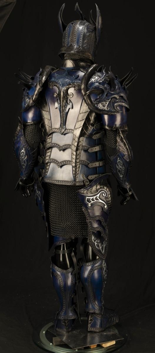 Our Armor - Iron Mountain Armory