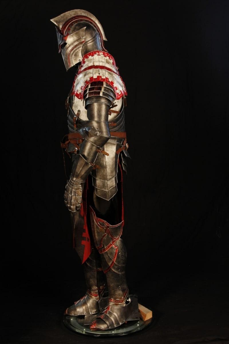 Gallery - Dark Avenger 3 Warrior Armor - Prince Armory