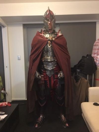game-armor