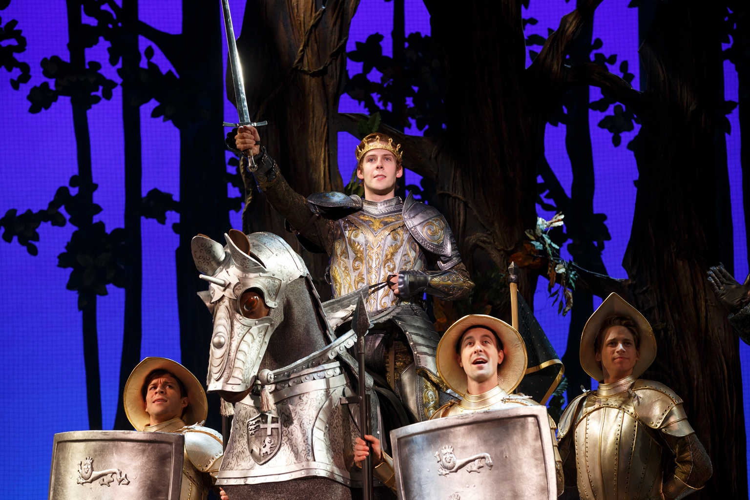 Cinderella on Broadway Tour Armor
