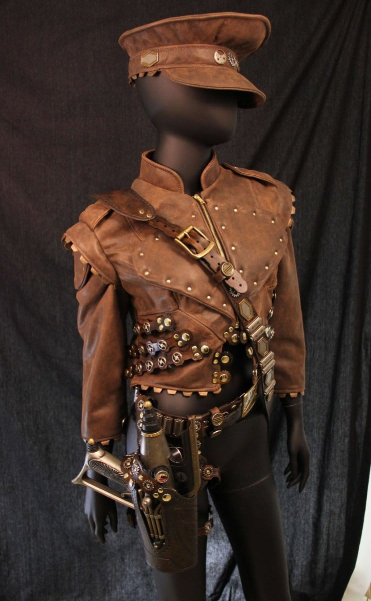 Steampunk Set