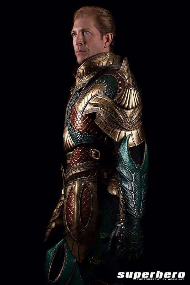 King Aquaman Medieval Aquaman