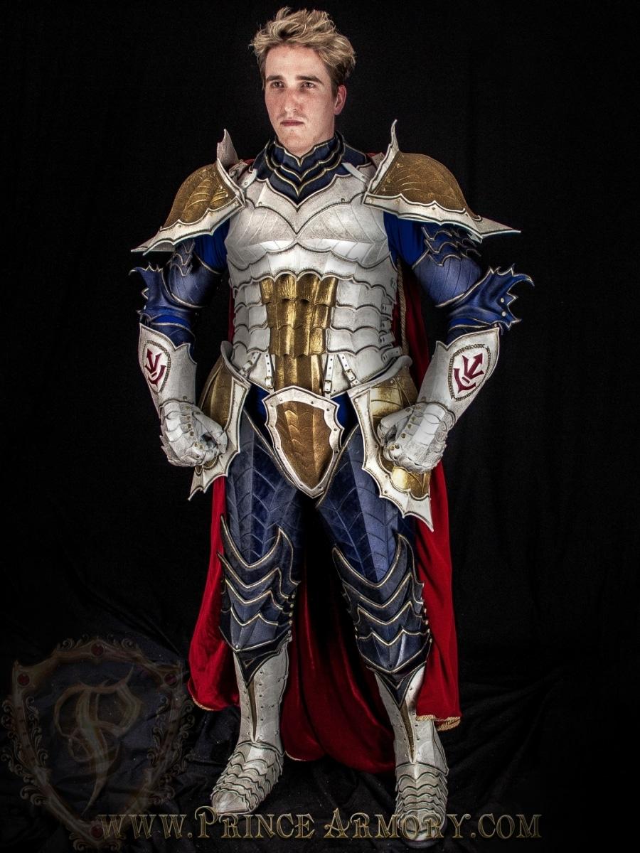King-Vegeta-Medieval-Armor-3b