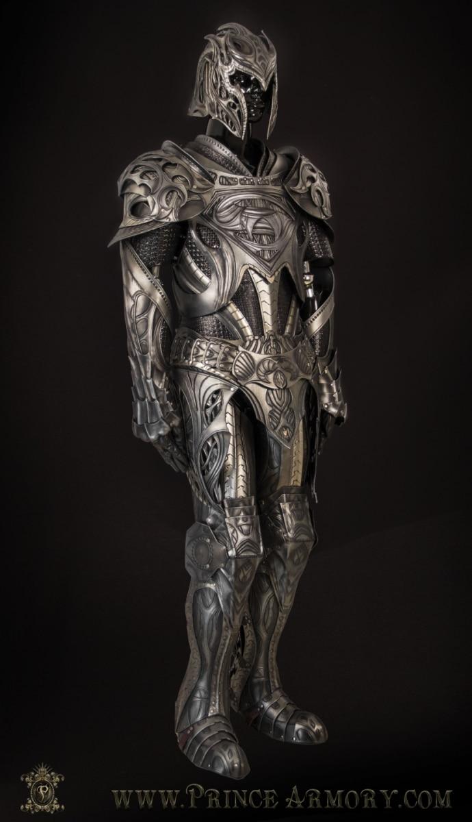 Medieval Jor-el Krypton Armor