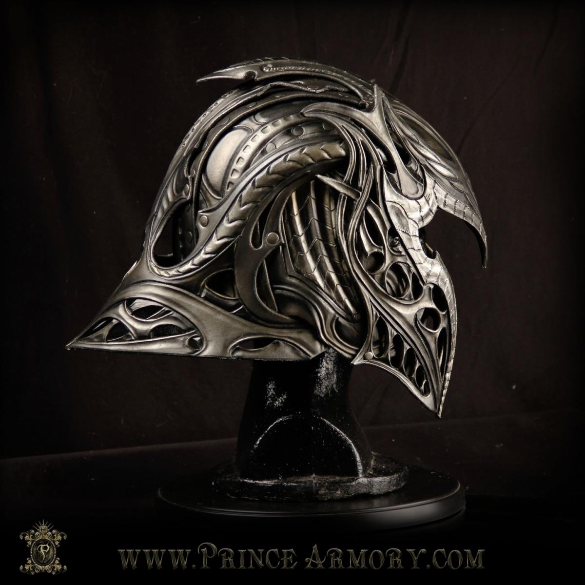Medieval Jor-el Krypton Helmet