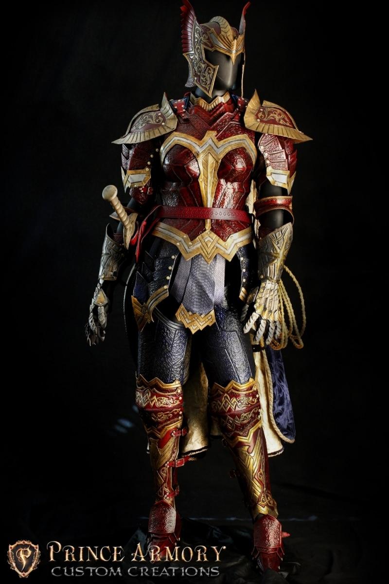 Medieval Wonder-Woman