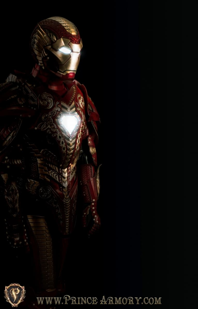 Iron Man Asgardian Iron Knight