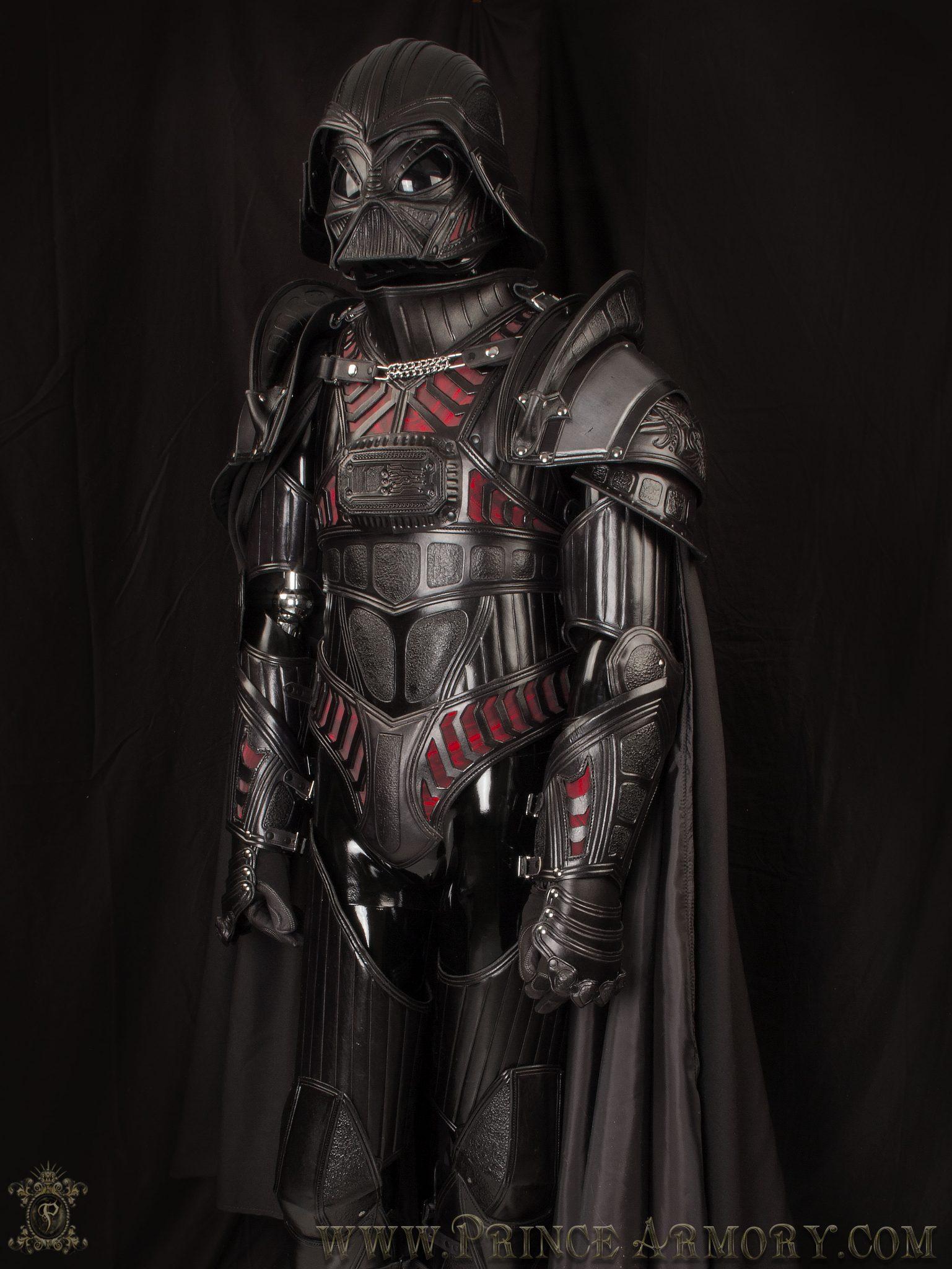 Medieval Vader Armor