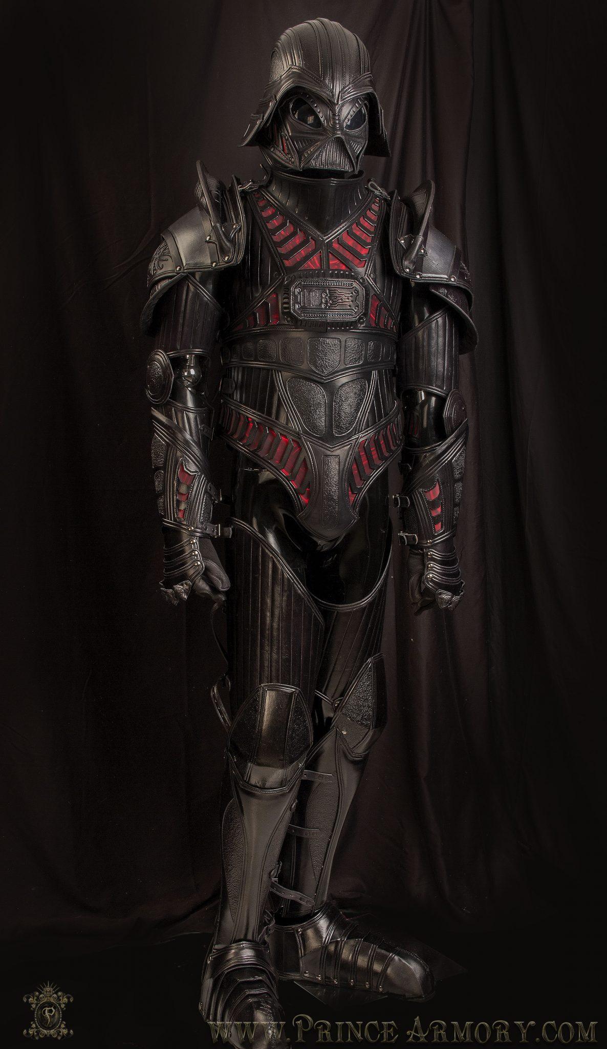 Vader Front