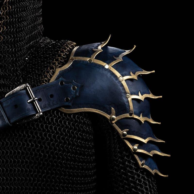Fantasy-Leather-Spaulders-Armor-Pattern-6