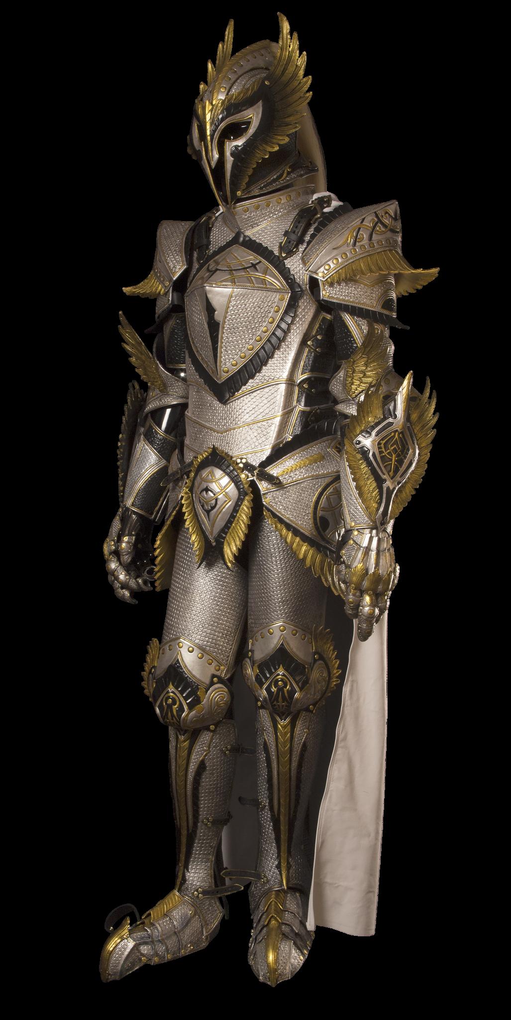 Gallery - Warlock Armor - Prince Armory