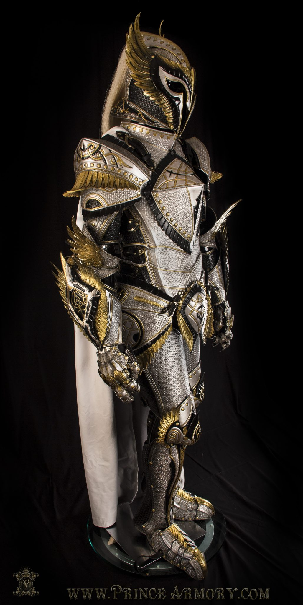 how to make medieval armor