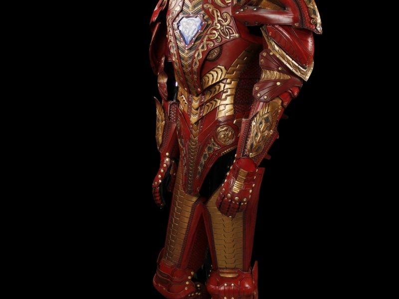medieval fantasy armor