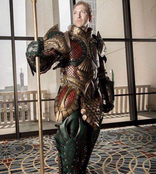 aquaman armor
