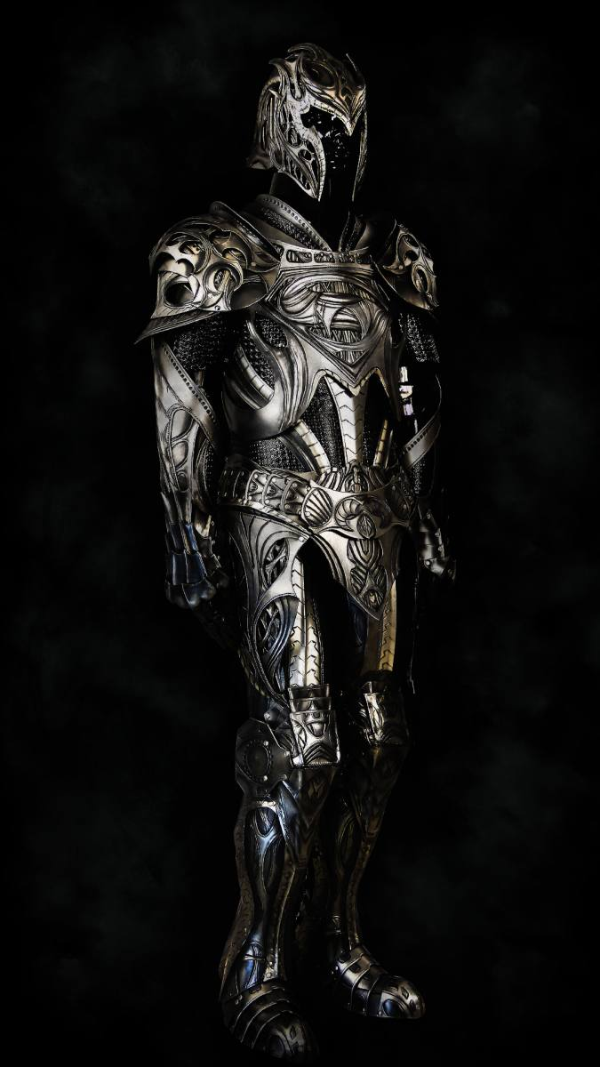 krypton leather armor
