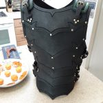 Fantasy Breastplate Pattern photo review