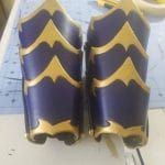 Fantasy Bracers Pattern photo review