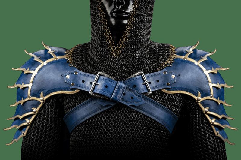 Fantasy Spaulders Prince Armory Academy1200