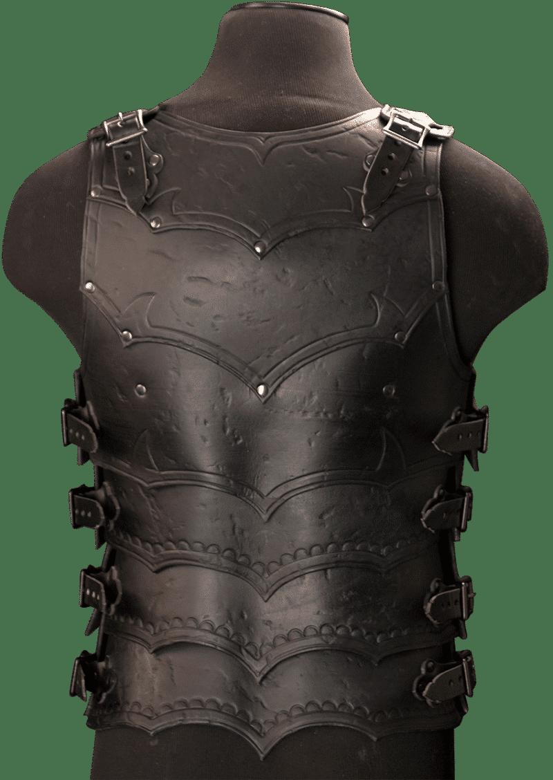 Fantasy cuirass back Prince Armory Academy1200
