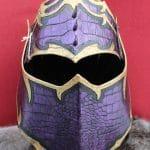 Fantasy Helmet Pattern photo review