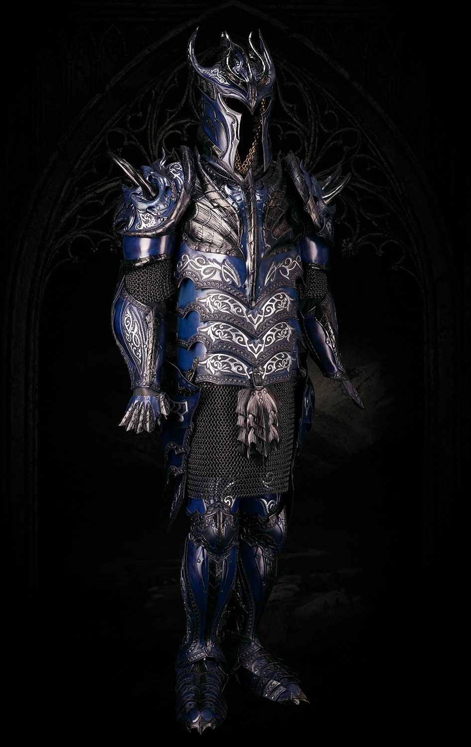 Gallery Blue Dragon Armor Prince Armory Add several armor sets and a dragon to the game. gallery blue dragon armor prince armory