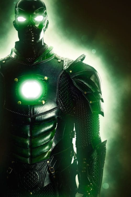 Gallery – Medieval Green Lantern